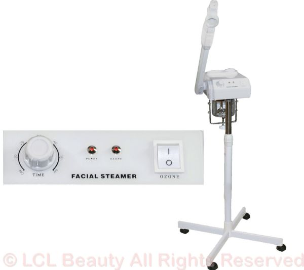 Brand Aromatherapy Ozone Rolling Facial Steamer Salon