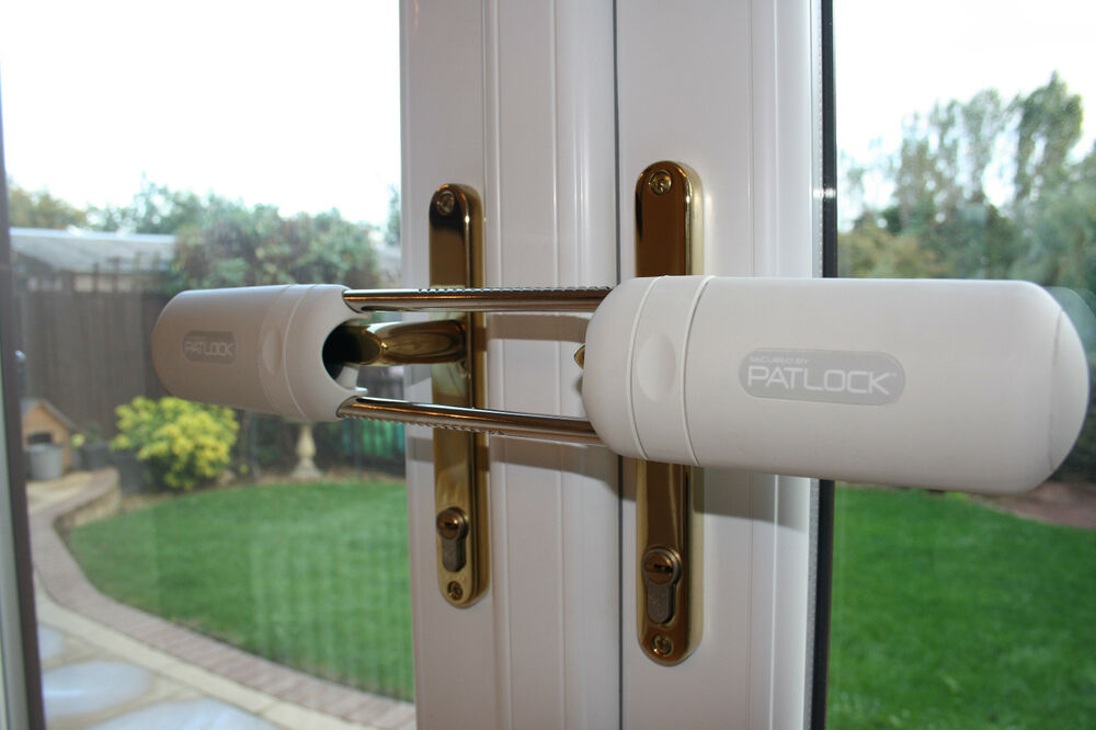 Patlock French Door & Conservatory Patio Double Door