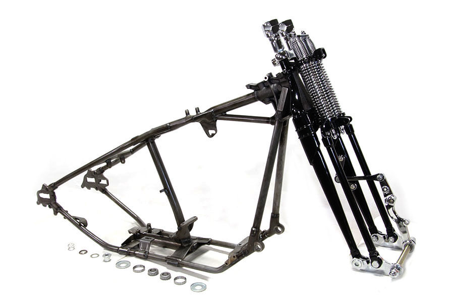 Replica Harley Davidson FLSTS SOFTAIL FRAME KIT BLACK