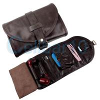 Leather Smoking Pipe Tobacco Pouch Bag Organize Pipe Tool ...