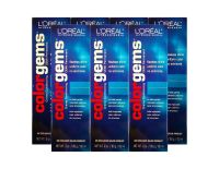 (7 Pack) L'Oreal Color Gems Creme Conditioning DEMI ...