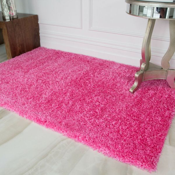 Pink Girls Bedroom Rugs