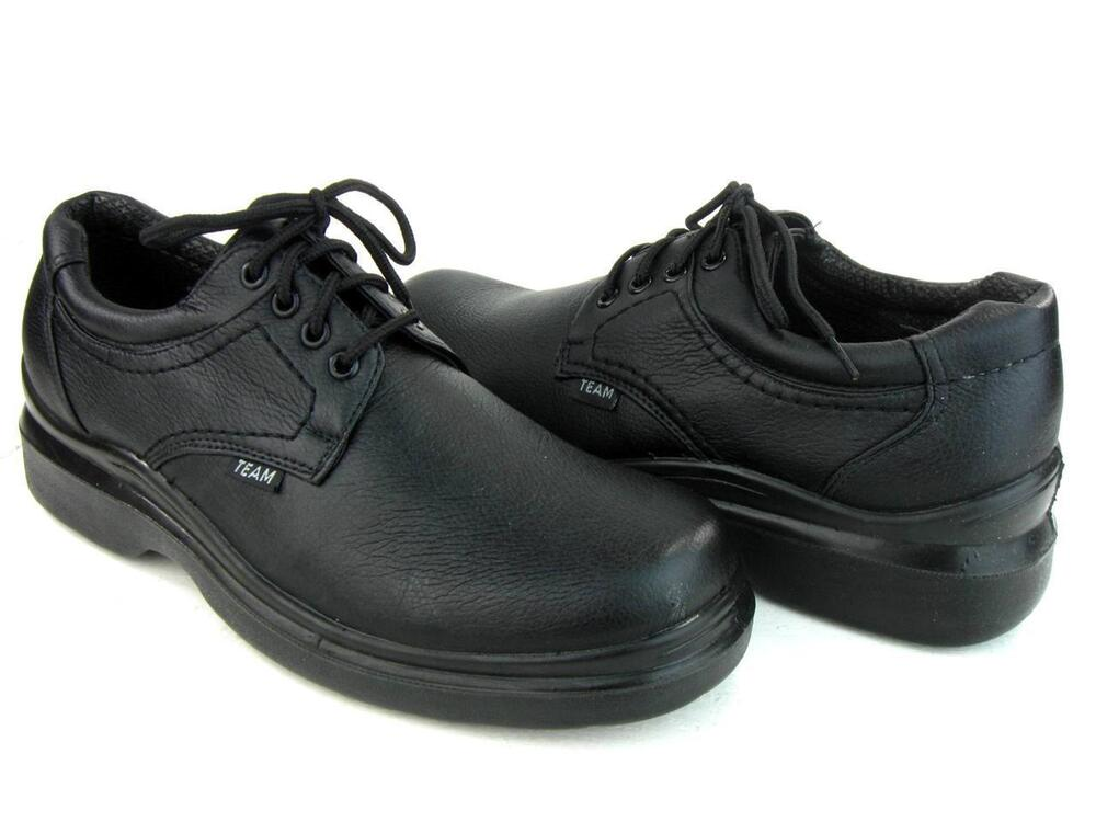 Mens Kitchen Nonslip Lace Up Working Skid Resistance