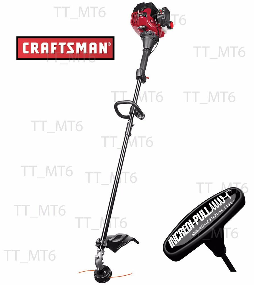 Craftsman 25cc Weedwacker 2 Cycle Straight Shaft Gas