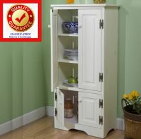 Kitchen Pantry Storage Cupboard Cabinet Food Storage ...