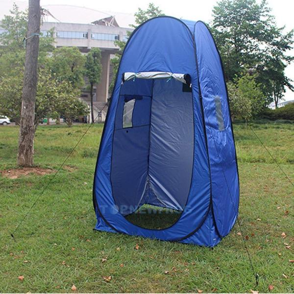 Portable Pop Camping Outdoor Beach Bathing Shower Tent