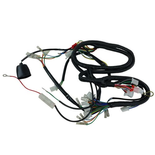 small resolution of chinese gy6 150cc wire harness wiring assembly scooter moped sunl sunl go kart wiring harness