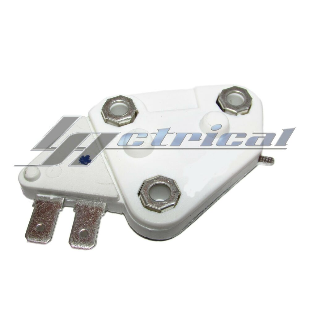 hight resolution of details about one 1 wire alternator voltage regulator for delco 10si 12si 15si 17si 27si 24v