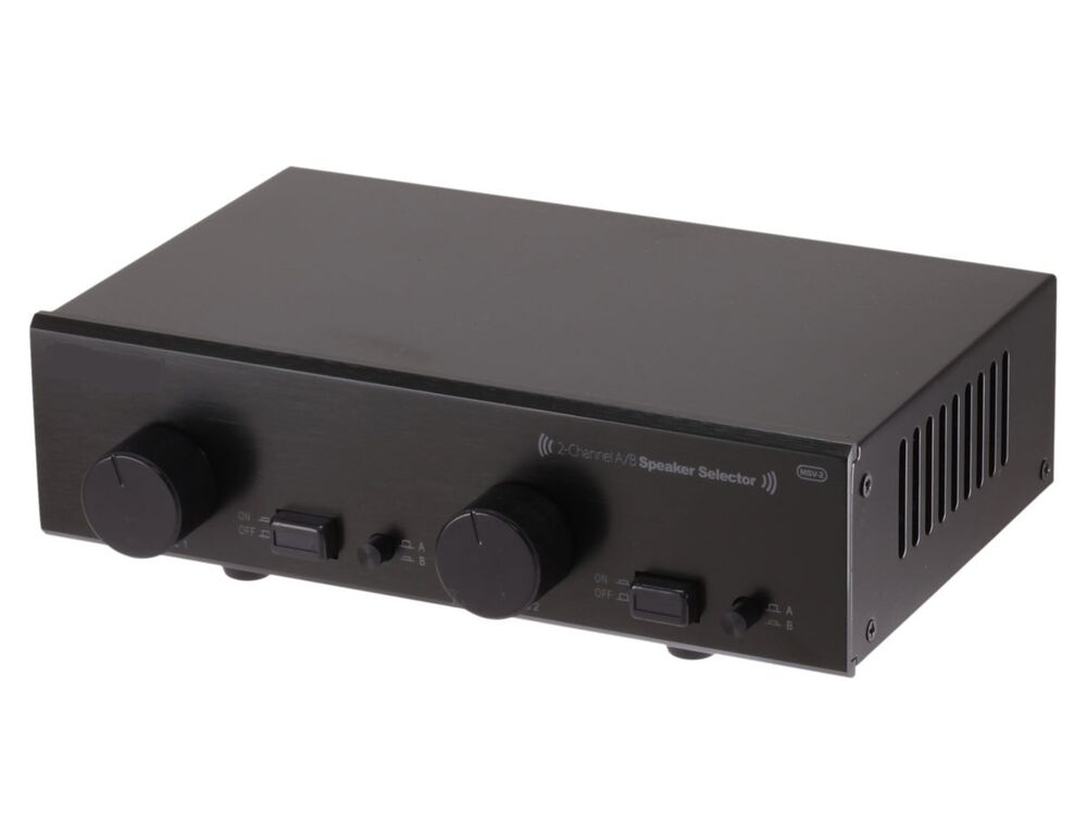 Audio Volume Control Attenuator With Ir Control