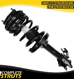 details about front right quick complete strut assembly single for 1993 1998 nissan quest [ 1000 x 1000 Pixel ]