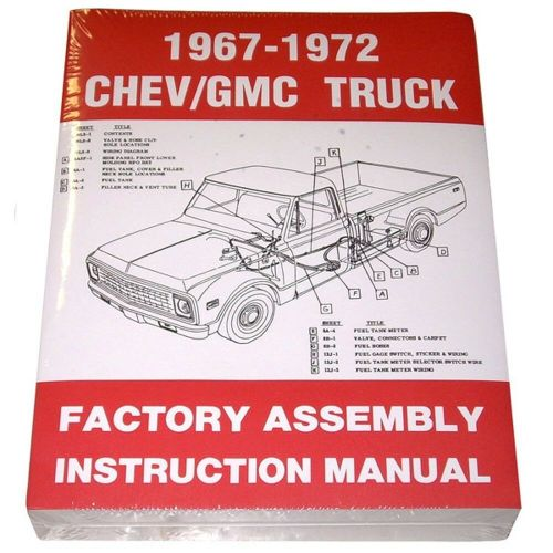 small resolution of 1971 gmc truck manual