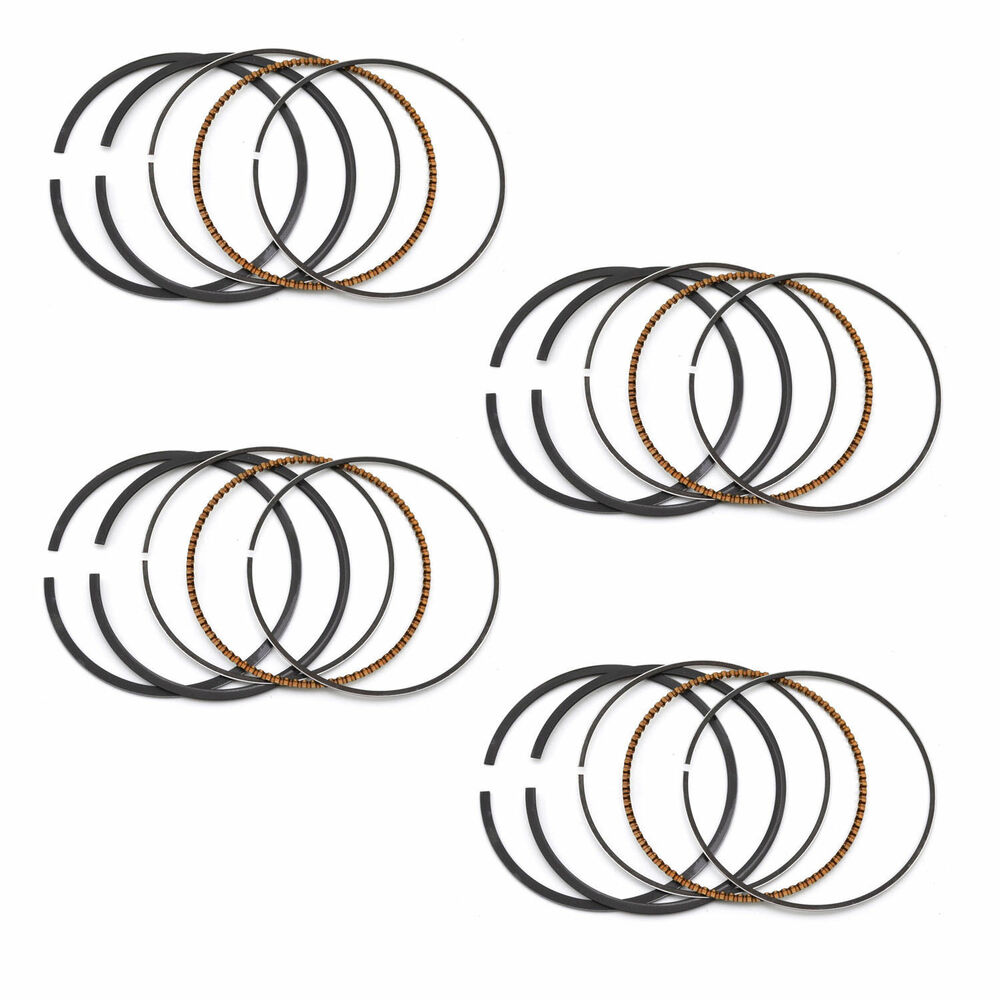4 Set Piston Rings for Honda CB750 Nighthawk NAS750M RC39