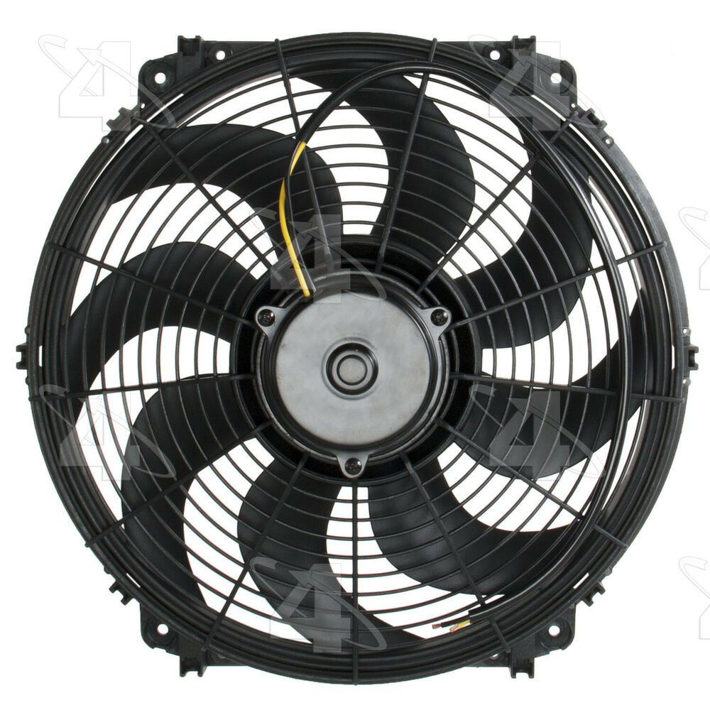 hight resolution of details about engine cooling fan electric fan kit hayden 3710