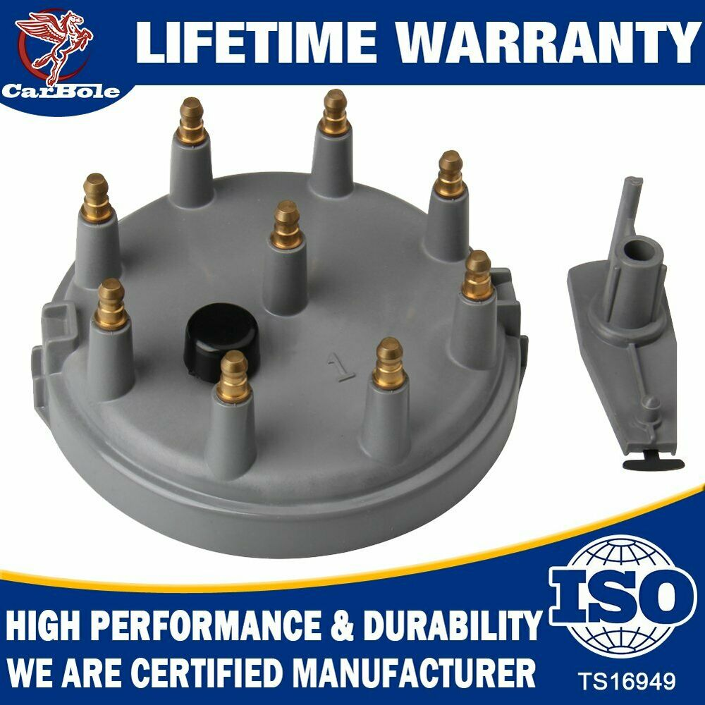 hight resolution of details about heavy duty distributor cap and rotor kit 84 97 fits ford f 250 f 150 f 350 8234