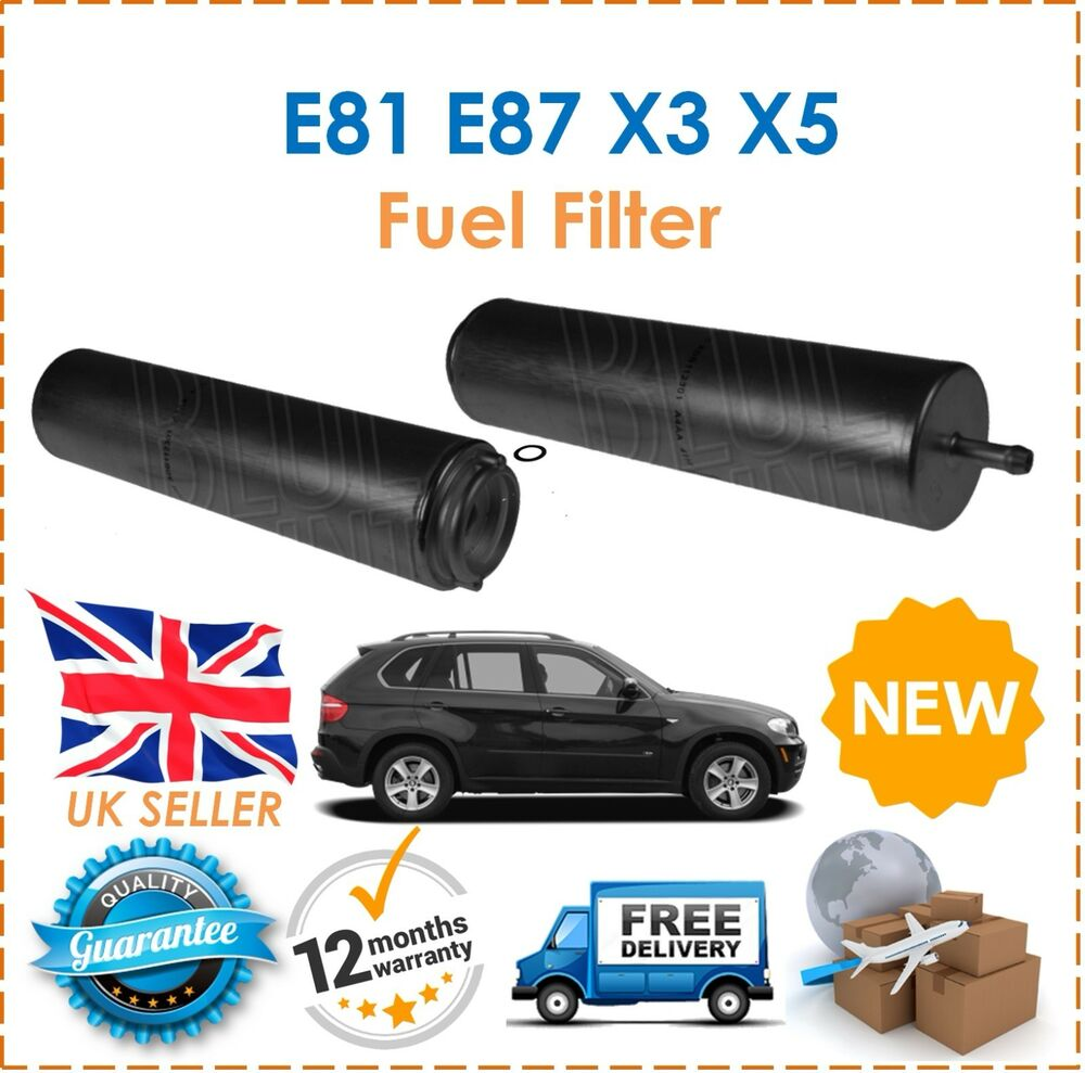 medium resolution of for bmw 118d 120d 123d diesel 2005 2011 diesel fuel filter new oe quality