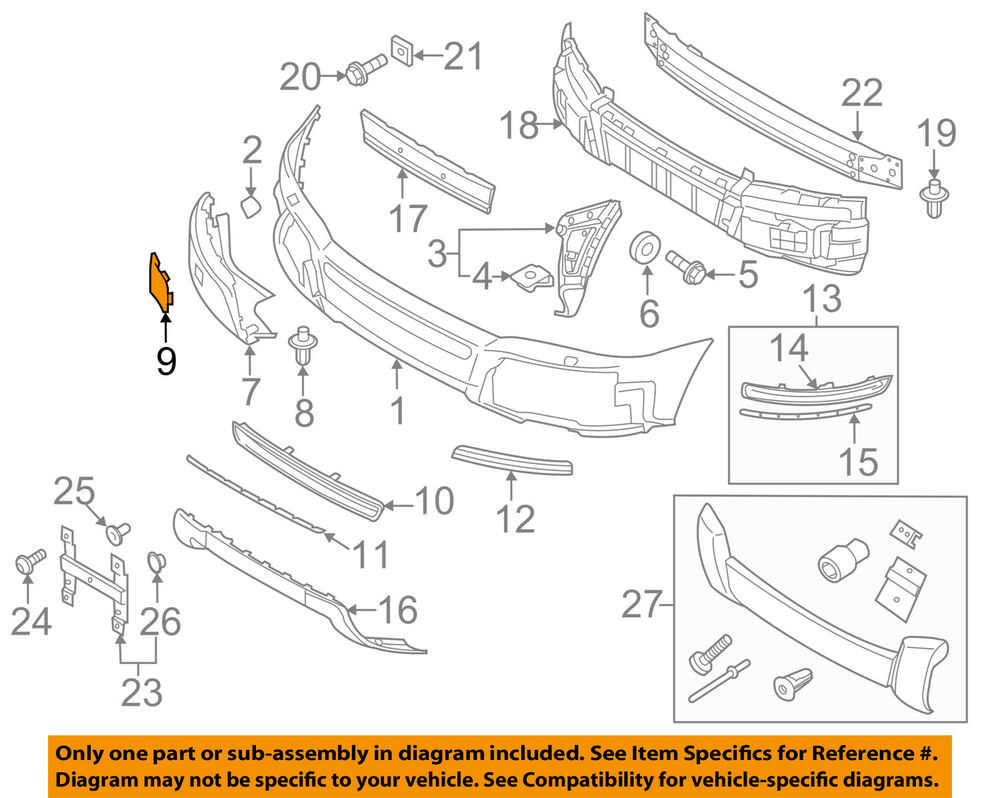 hight resolution of details about volvo oem 07 13 xc90 front bumper tow eye cap cover 39871243