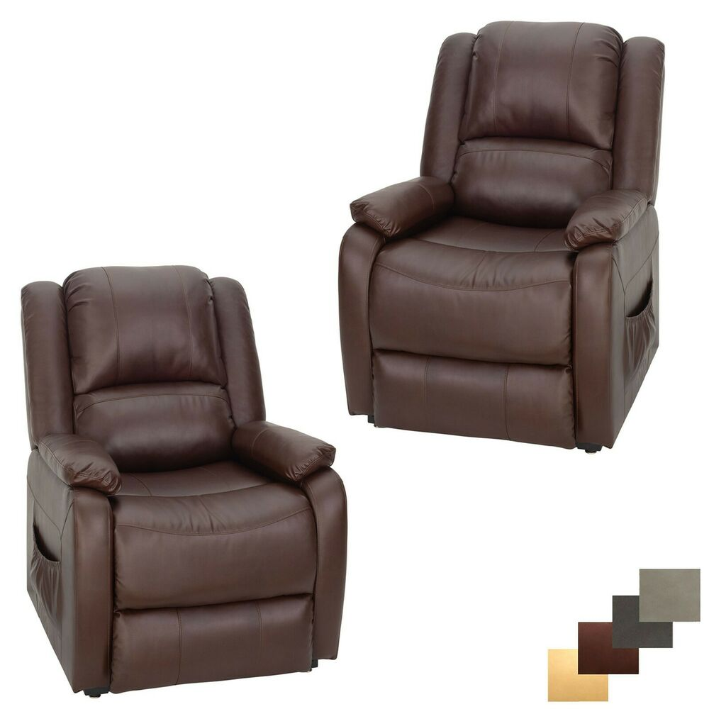 RecPro 30 RV Reclining Power Lift Chair Handicap Recliner