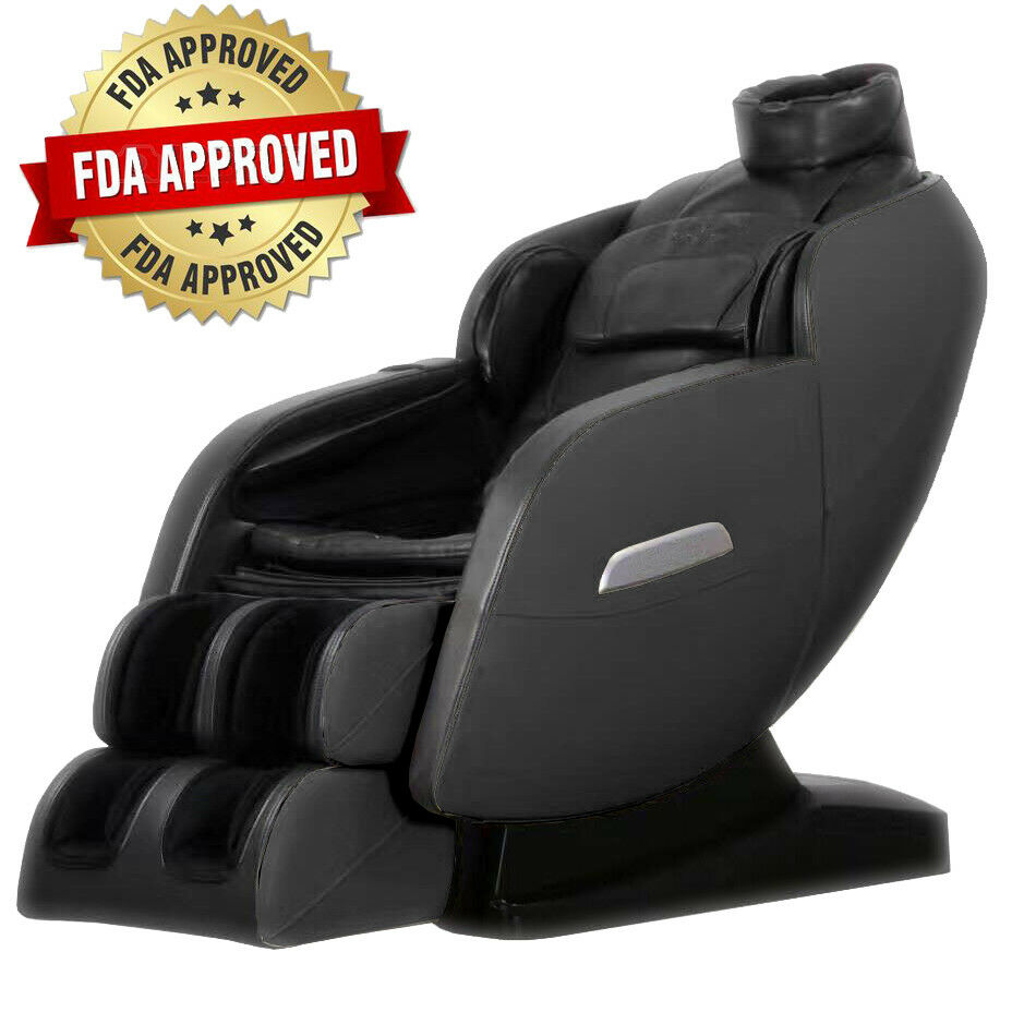 Inada Sogno Dreamwave Massage Chair New Fujita Dr 91 3d Full Body Massage Chair Black Ebay