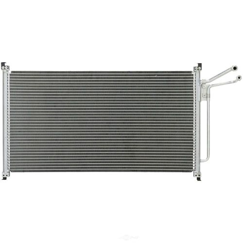 small resolution of details about a c condenser spectra 7 4013