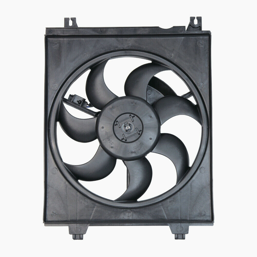 A/C Condenser Fan Assembly For 2004-2009 Kia Spectra 2007