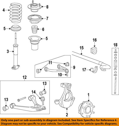 small resolution of details about gm oem front suspension mount 22826284