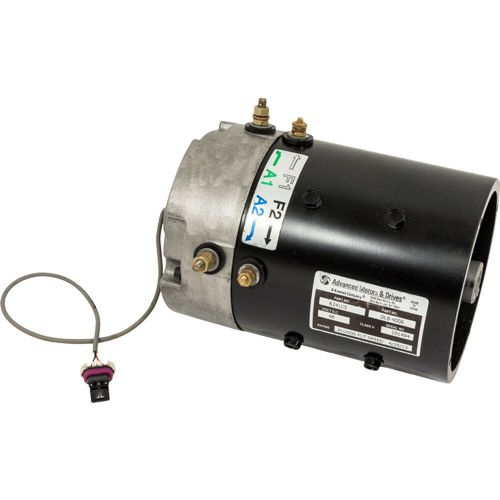 small resolution of details about remanufactured e z go golf cart 48v electric motor with speed sensor