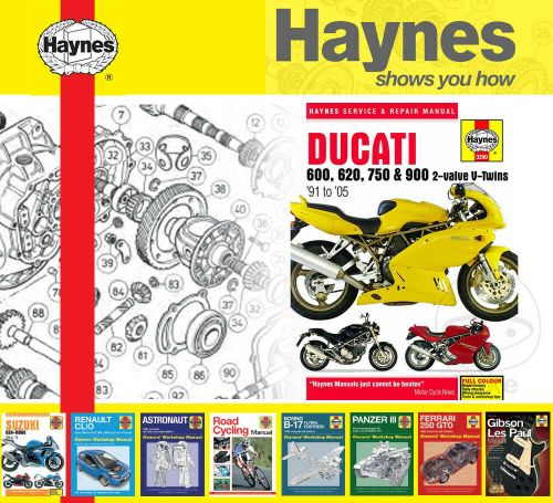 small resolution of details about haynes service repair manual for ducati monster
