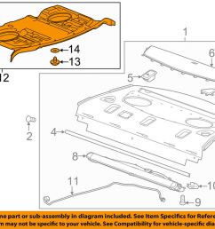 details about cadillac gm oem 14 18 cts interior rear lower trim 23478897 [ 1000 x 798 Pixel ]