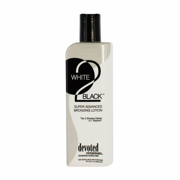 Devoted Creations White 2 Black Tanning Bed Lotion