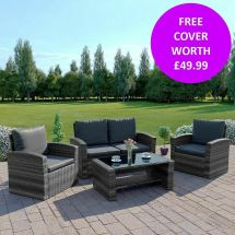 Rattan Wicker Weave Garden Furniture Patio