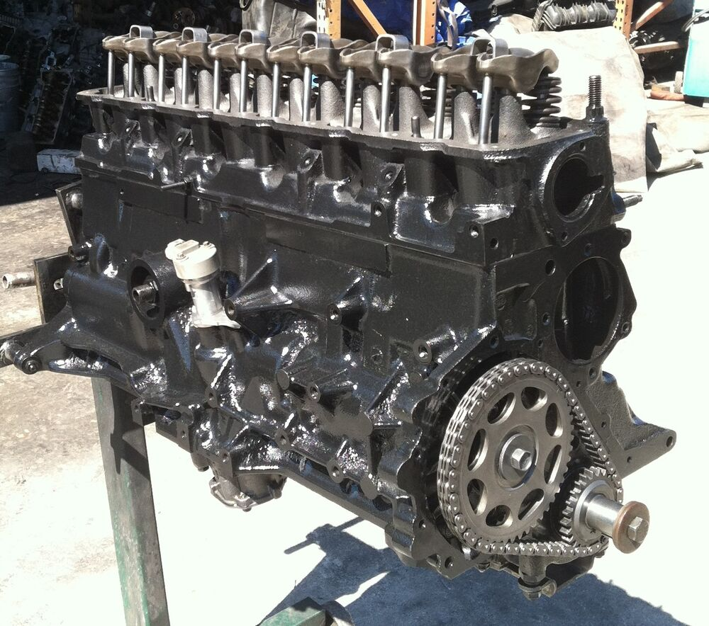 hight resolution of 1999 06 wrangler jeep tj motor grand cherokee 4 0l engine amc rh ebay com 1997