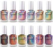 color club halo hues holographic