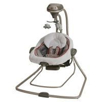 Graco DuetConnect LX BABY SWING + BOUNCER, Infant SWING