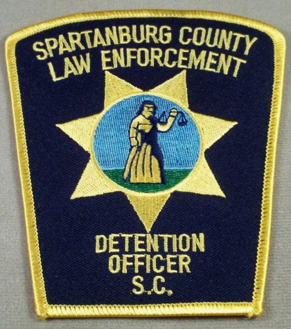 Spartanburg County Detention Center - Year of Clean Water