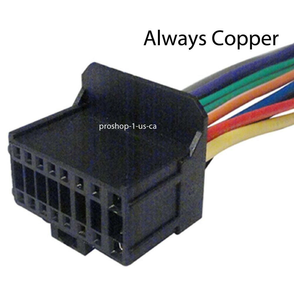 medium resolution of pioneer harness deh p2600 deh p2900mp deh p3000ib wire wiring harness
