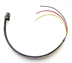 10 pin Pigtail for Gentex 313453 Homelink or HL Compass Mirror Wiring Harness | eBay