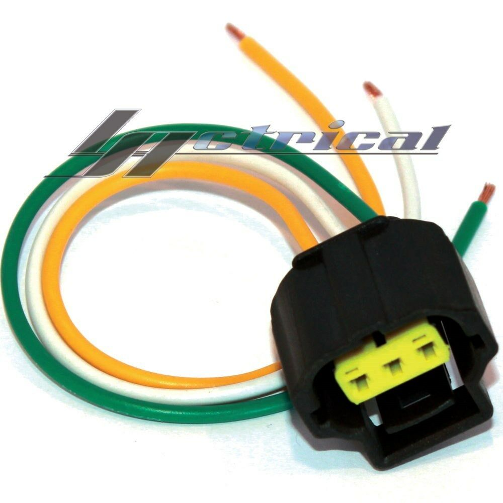 medium resolution of details about new repair plug harness connector 3 wire pin for lincoln ford 6g alternators