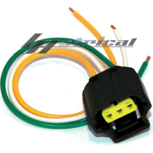 small resolution of details about new repair plug harness connector 3 wire pin for lincoln ford 6g alternators
