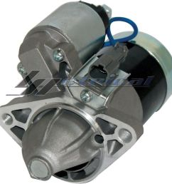 details about 100 new starter for nissan sentra 1 6l 4cyl 1989 1999 one year warranty  [ 1000 x 1000 Pixel ]