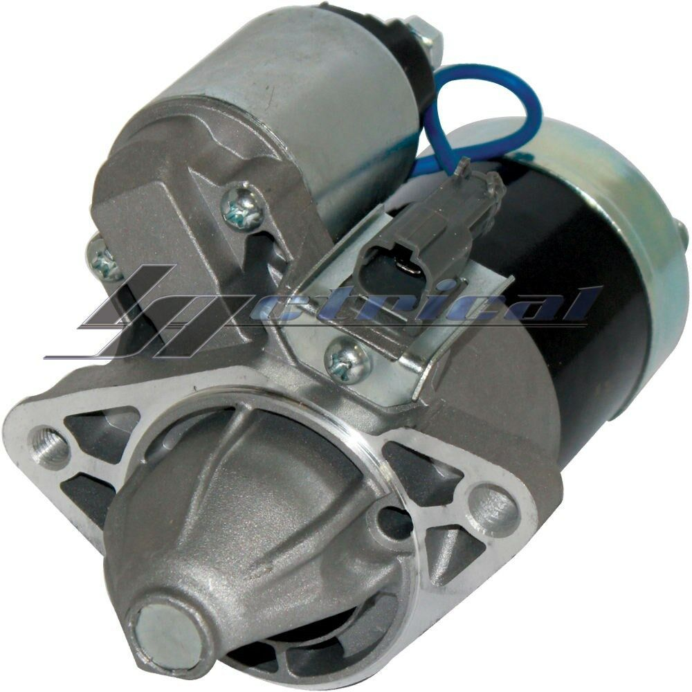 hight resolution of details about 100 new starter for nissan sentra 1 6l 4cyl 1989 1999 one year warranty