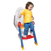 Potty Training Seat Steps for Boys