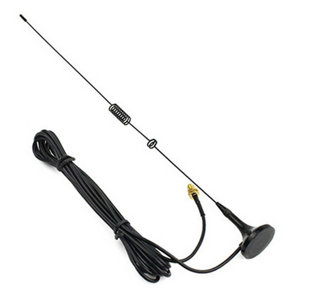 NAGOYA UT-106UV SMA-F Dual Band Mobile Radio Antenna for