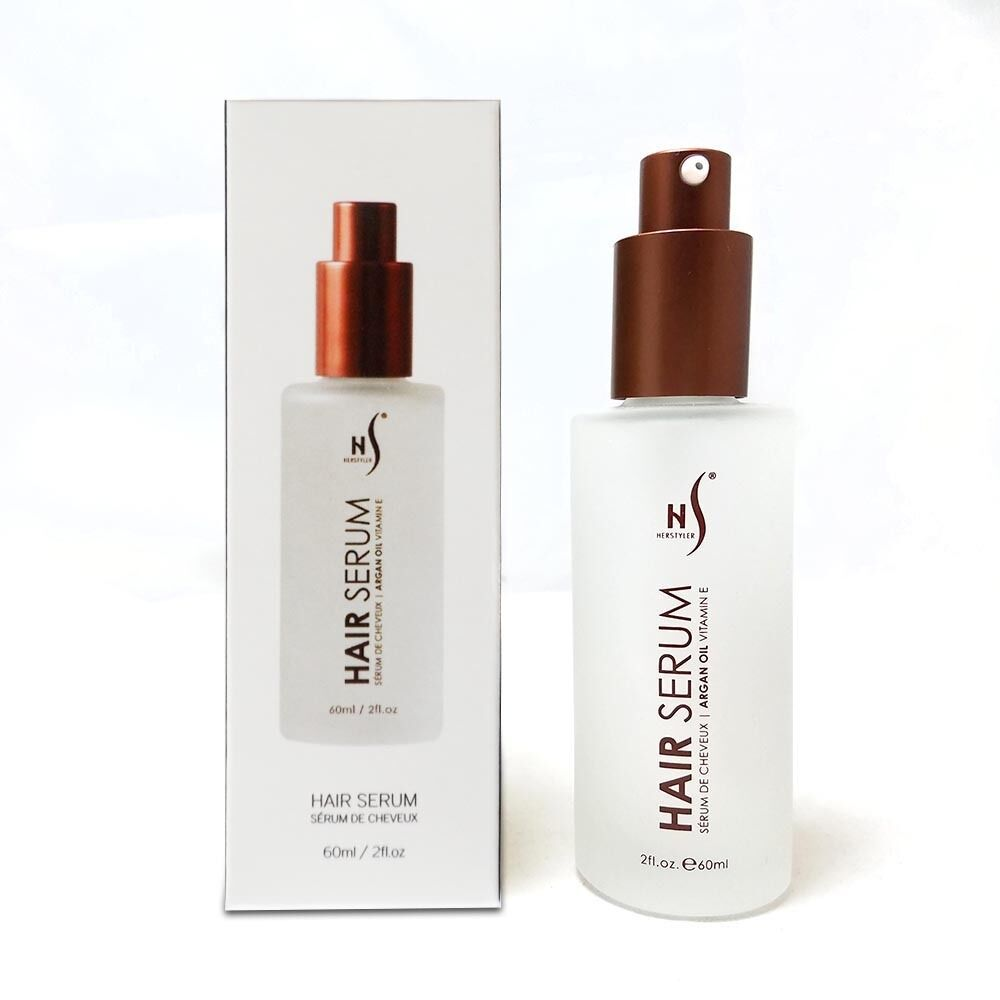 Brand New In Box Herstyler Hair Serum With Vitamin E