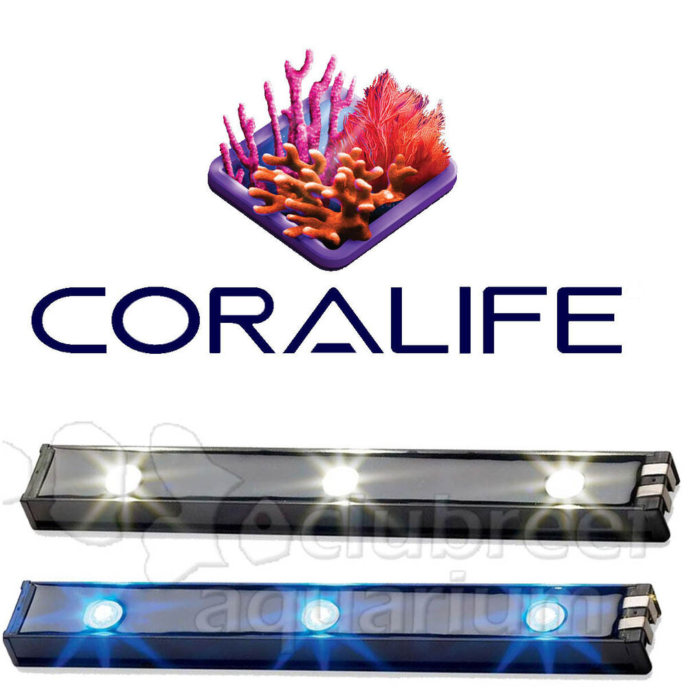 BioCube Replacement LED Light Bar White or Blue Coral Reef