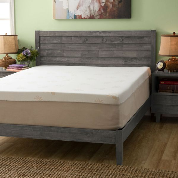 1 4 Inch Gel Memory Foam King Mattress Size