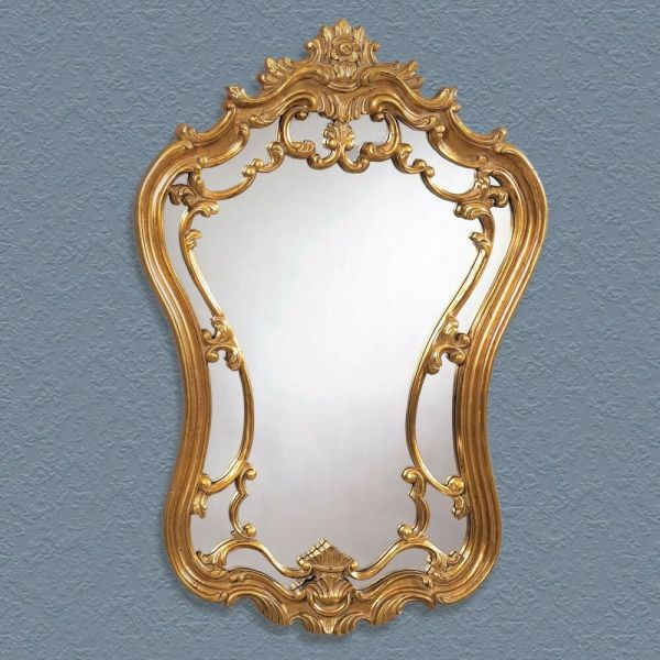 Gold Victorian Wall Mirrors