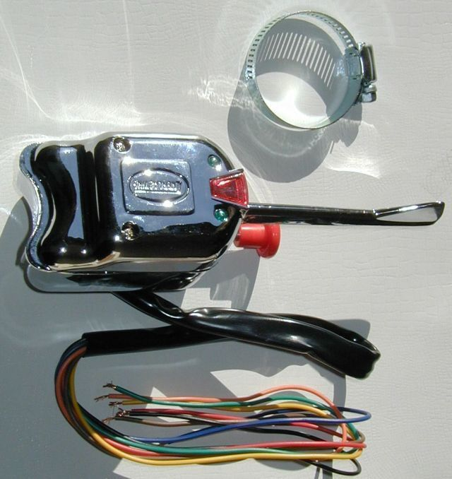 Turn Signal Wiring Diagram Universal Turn Signal Switch Wiring