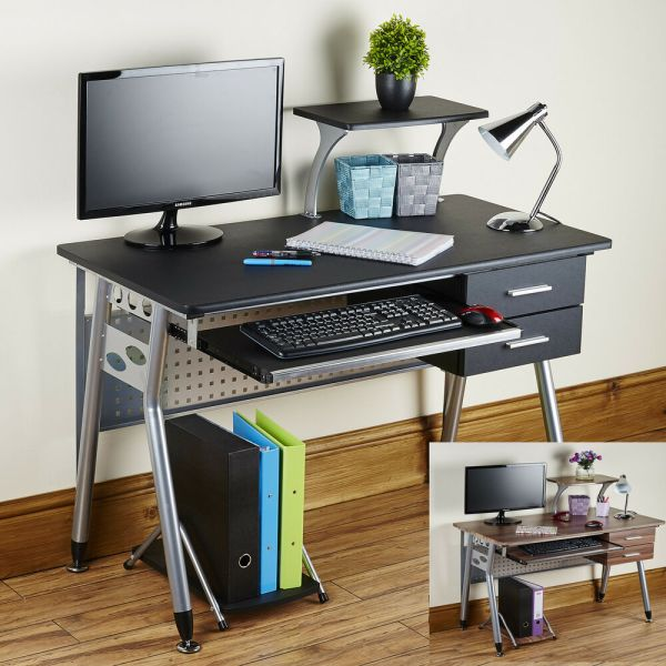 home office desk work PC Table Computer Desk Work Station Home Office Furniture
