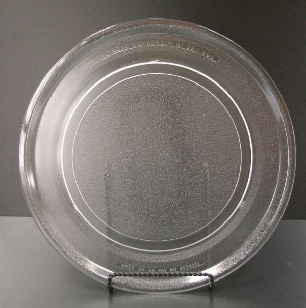 Microwave Glass Turntable Dish Tray Plate Replacement