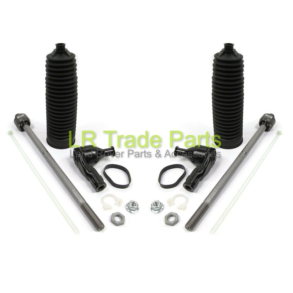LAND ROVER DISCOVERY FRONT LHS & RHS STEERING RACK TRACK